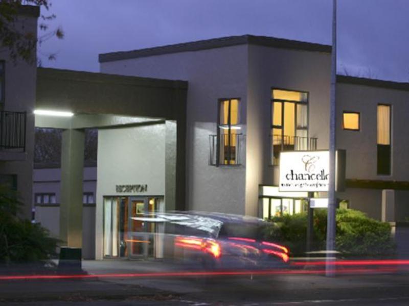 Chancellor Motor Lodge & Conference Centre - Hotell och Boende i Nya Zeeland i Stilla havet och Australien