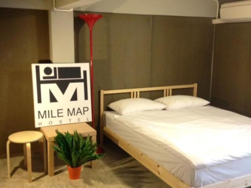 Mile Map Hostel Bangkok