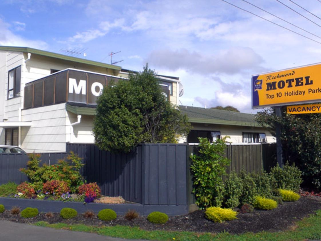Richmond Motel & Holiday Park - Hotels and Accommodation in New Zealand, Pacific Ocean And Australia