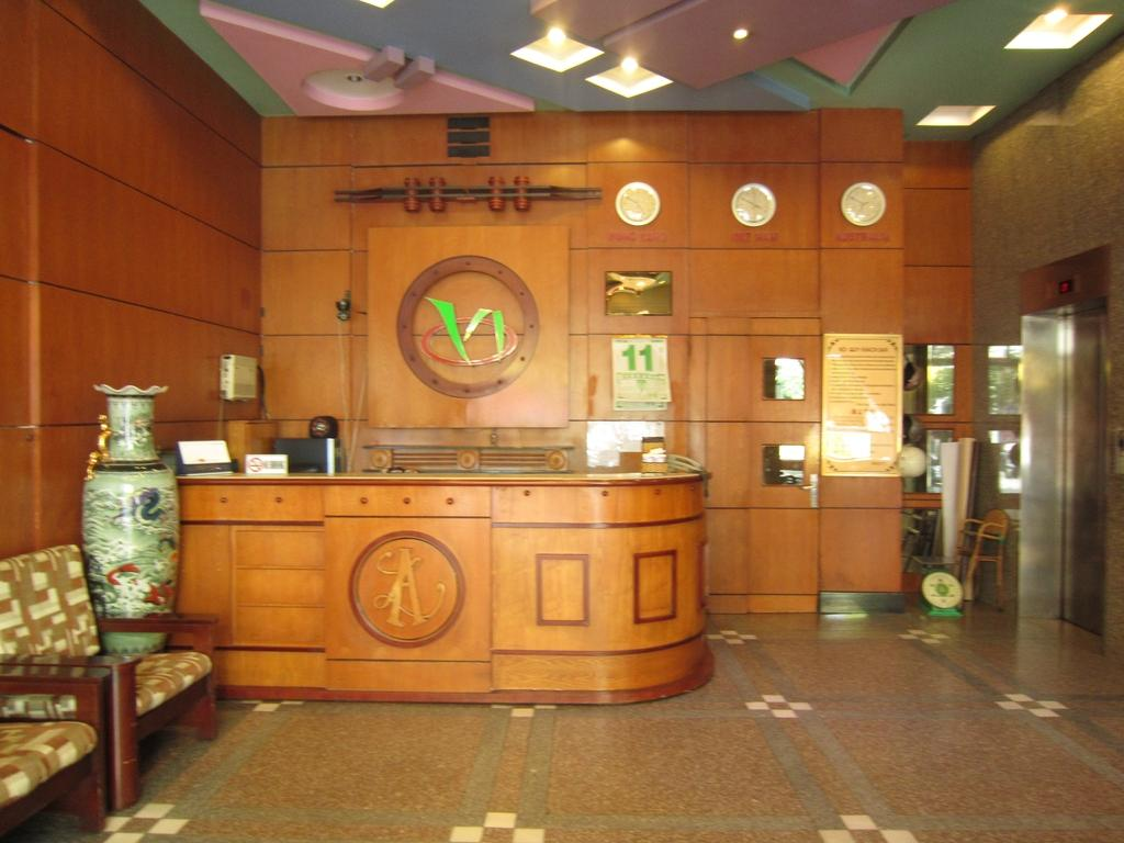 Le Ai Hotel - Hotell och Boende i Vietnam , Ho Chi Minh City