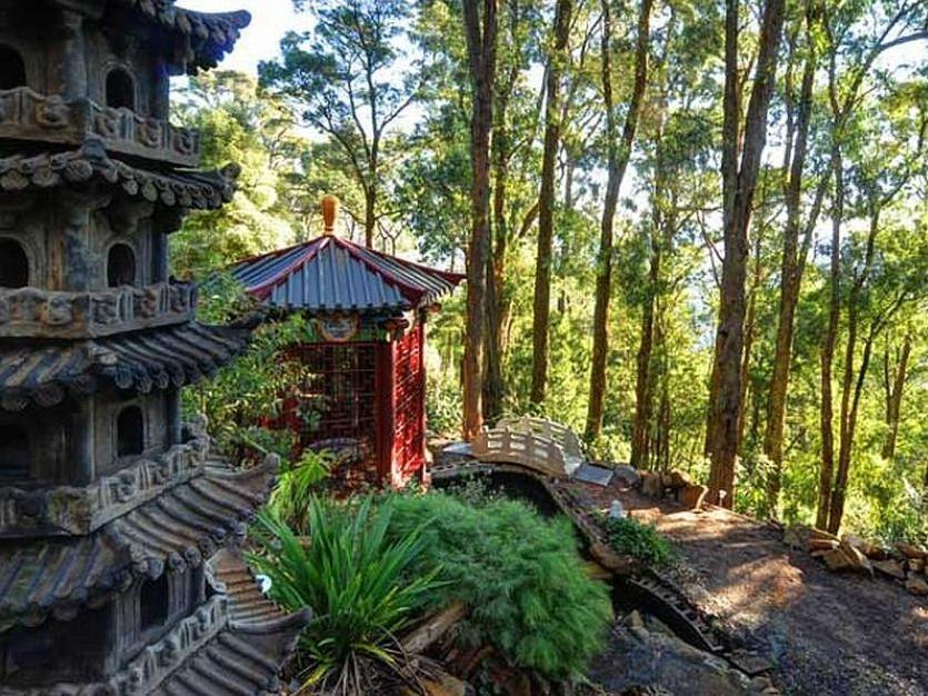 Mt Dandenong Imperial Retreat - Hotell och Boende i Australien , Mount Dandenong Ranges