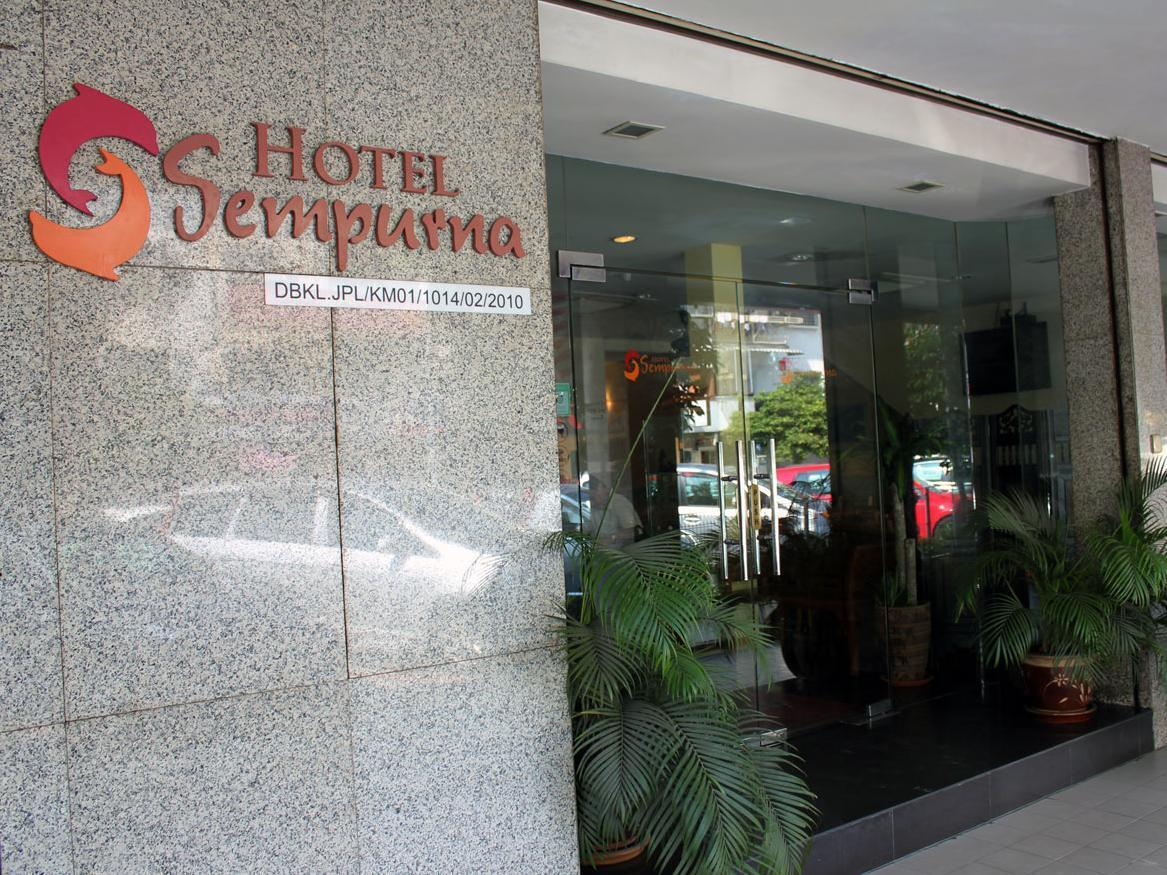 โรงแรม เซมปูรนา