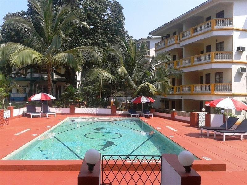 Royal Mirage Beach Resort North Goa