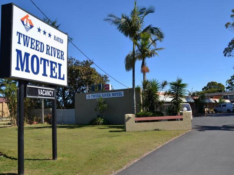 Tweed River Motel - Hotell och Boende i Australien , Murwillumbah