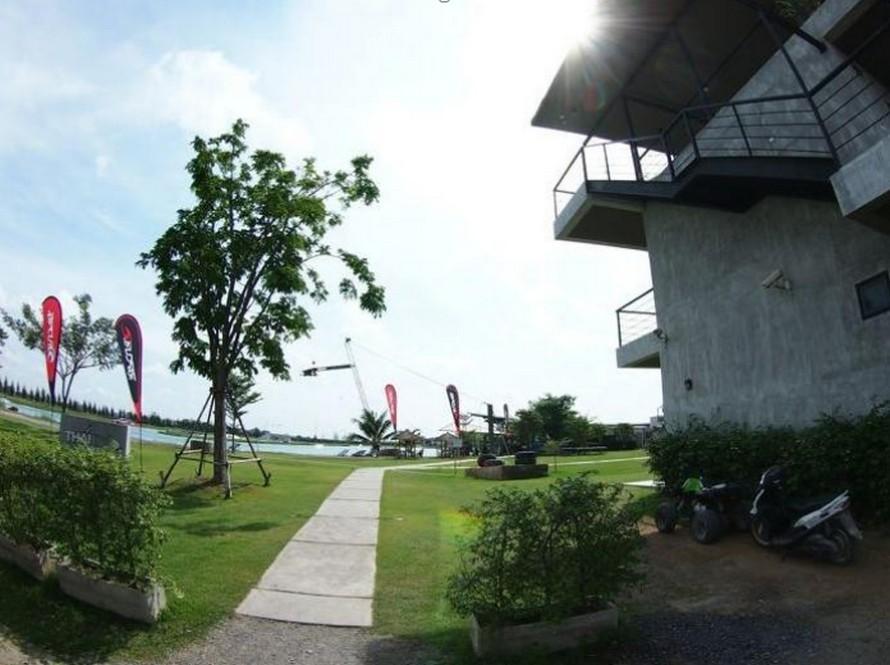 Hotel Ride'n Lazy at Thai Wake Park
