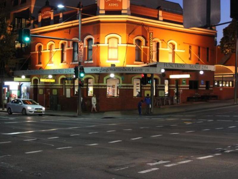 Glasgow Arms Hotel - Hotell och Boende i Australien , Sydney