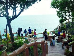 Alexis Cliff Dive Resort Bohol - Vista