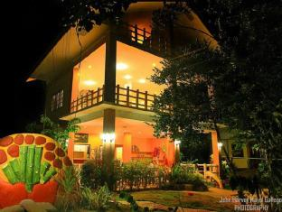 Alexis Cliff Dive Resort Panglao Island - בית המלון מבחוץ
