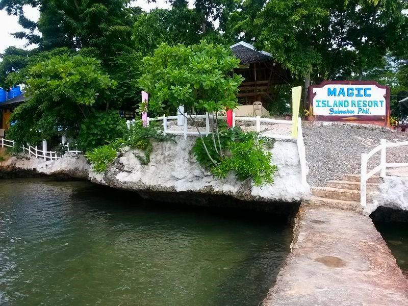 Cabugan Adventure Resort Nueva Valencia Guimaras Island