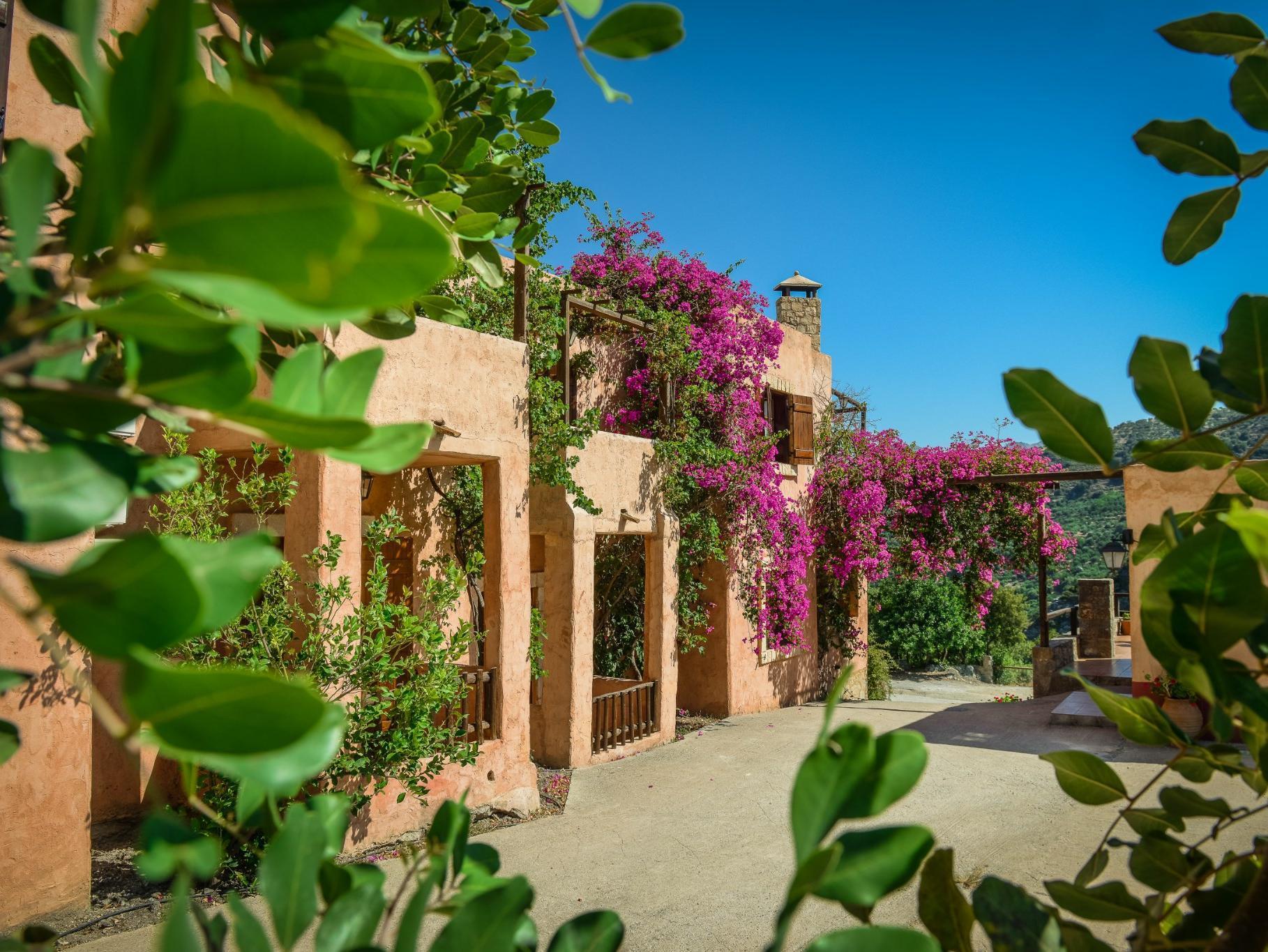 Enagron Ecotourism Village - Crete Island