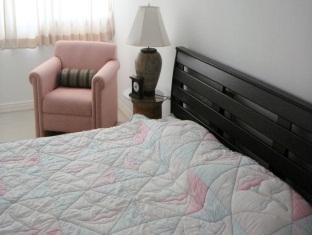 Room at Sunshine Beach Condo Pattaya - Bedroom
