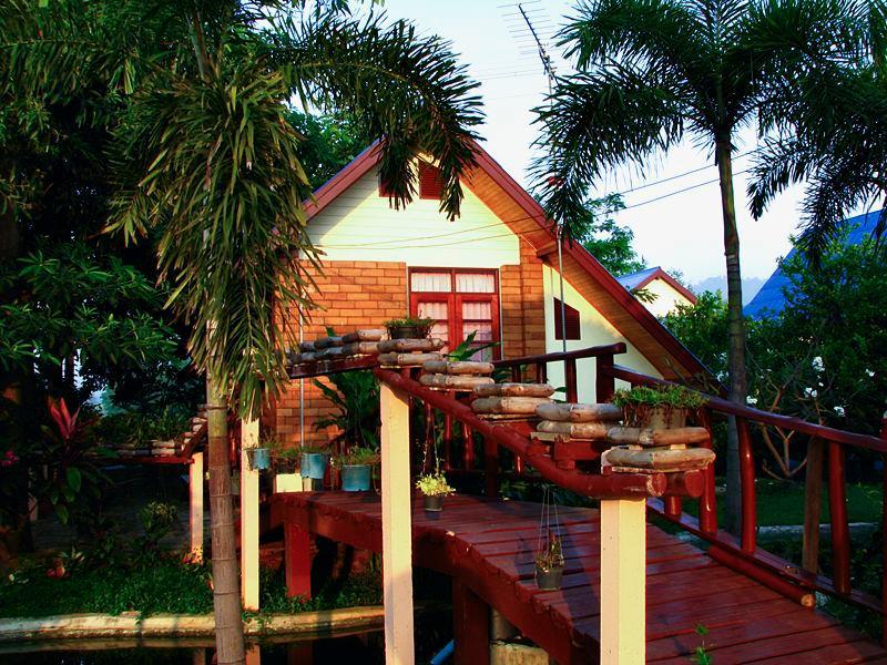 Hotell Pornsangjaroensub Resort i , Suphan Buri. Klicka för att läsa mer och skicka bokningsförfrågan