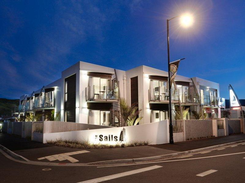 The Sails Nelson - Hotels and Accommodation in New Zealand, Pacific Ocean And Australia