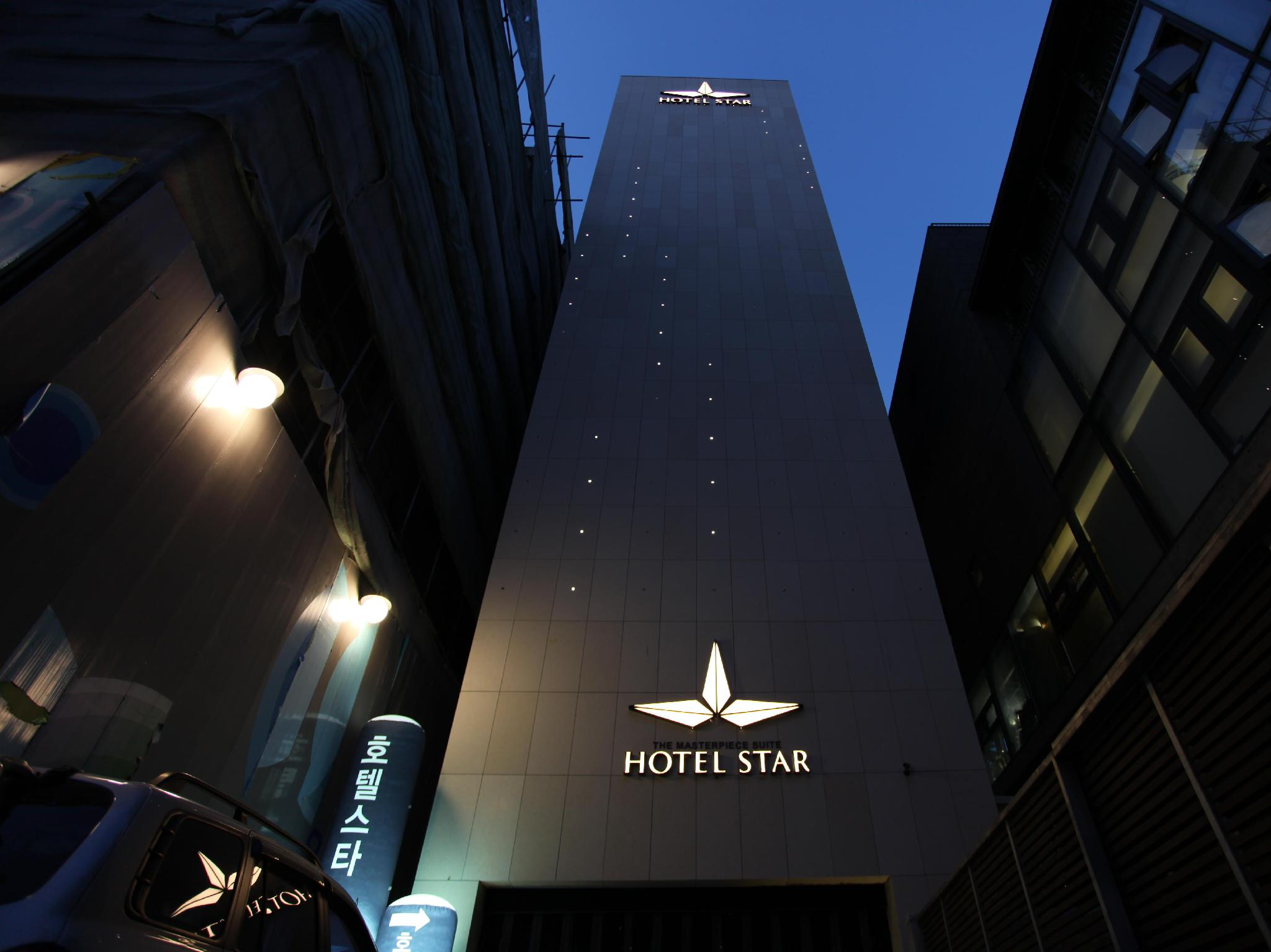 Hotel Star Masterpiece Suite - Hotels and Accommodation in South Korea, Asia