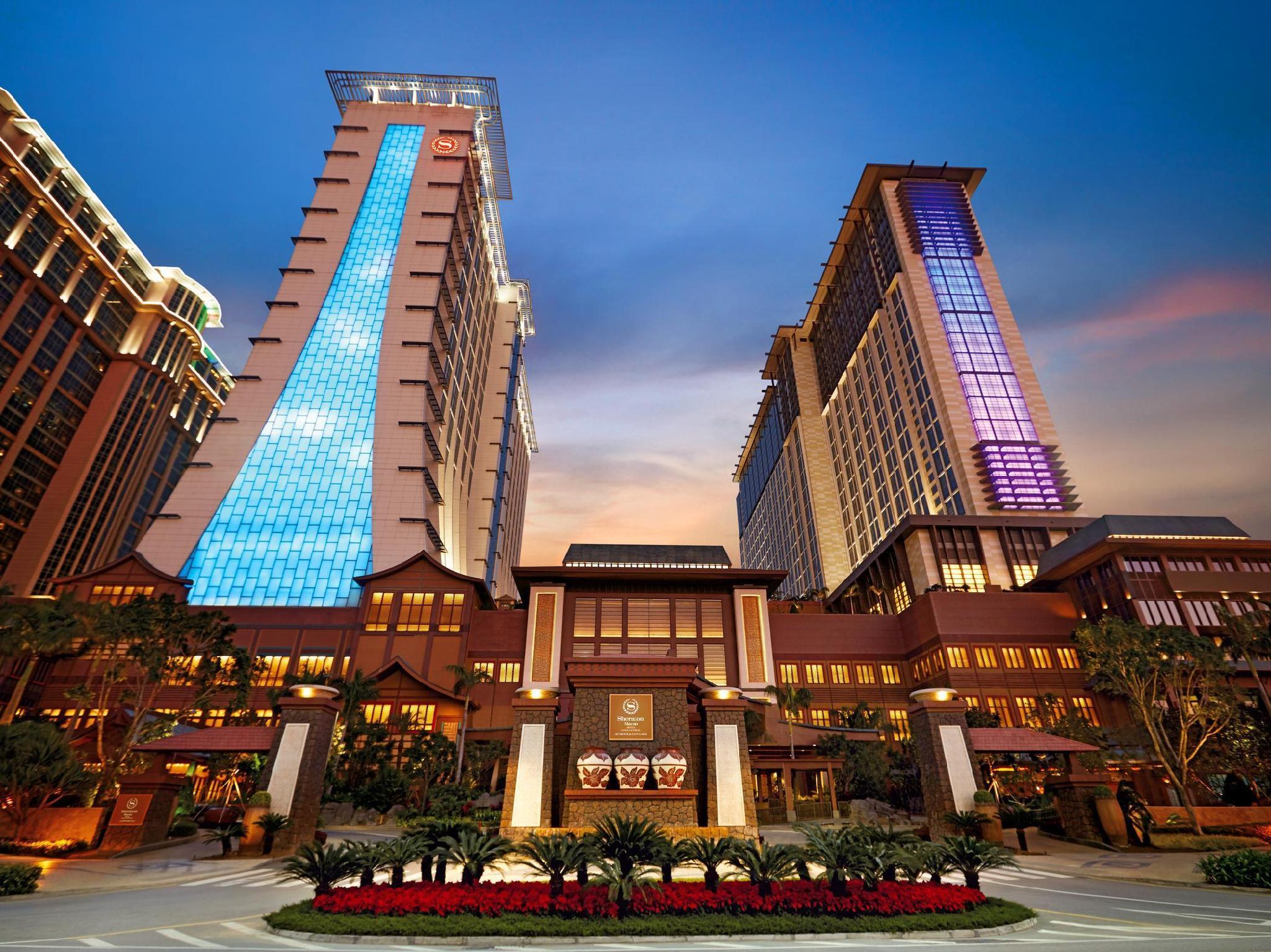 쉐라톤 마카오 호텔, 코타이 센트럴