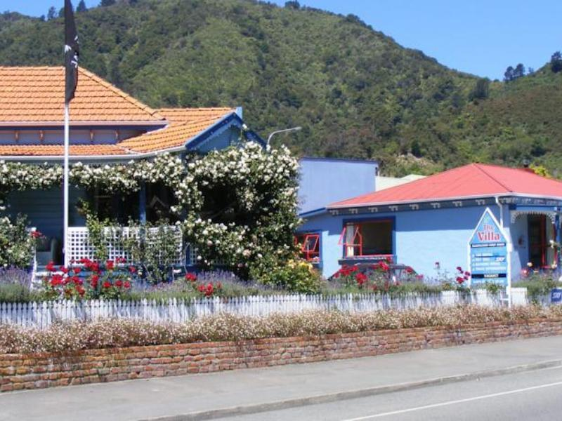 The Villa Backpackers Lodge - Hotels and Accommodation in New Zealand, Pacific Ocean And Australia