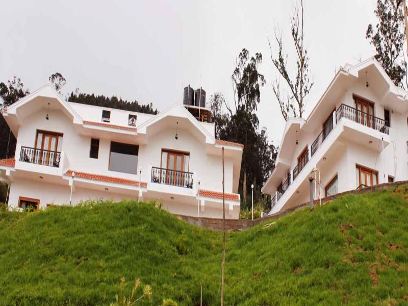 Berry Hills Resort - Hotel and accommodation in India in Ooty