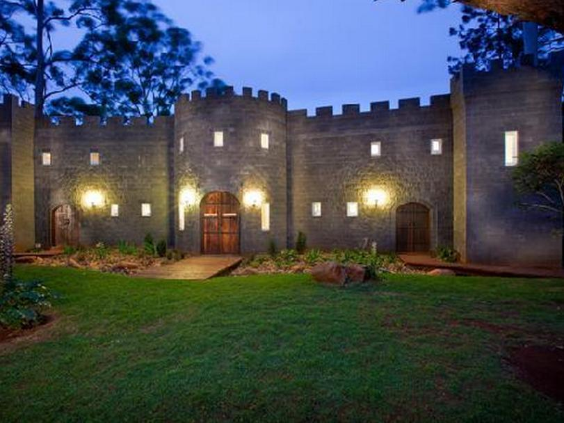 Hotell The Castle On Tamborine