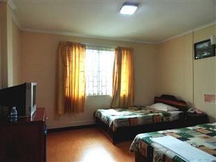 Khun Leng Guesthouse Phnom Penh - Twin Bedroom with AC