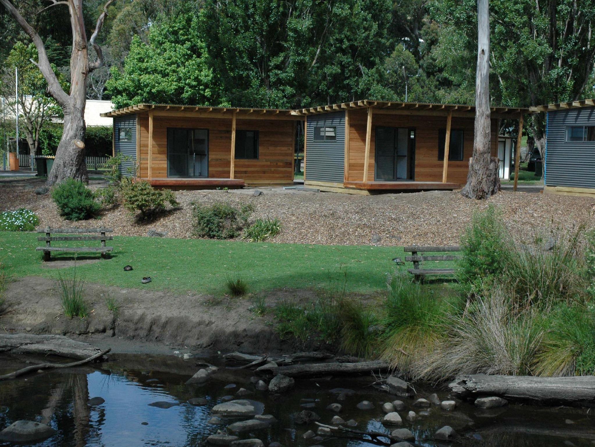 Lorne Foreshore Caravan Park - Hotell och Boende i Australien , Great Ocean Road - Lorne