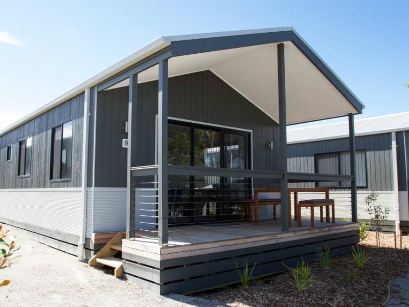 Torquay Foreshore Caravan Park - Hotell och Boende i Australien , Great Ocean Road - Torquay