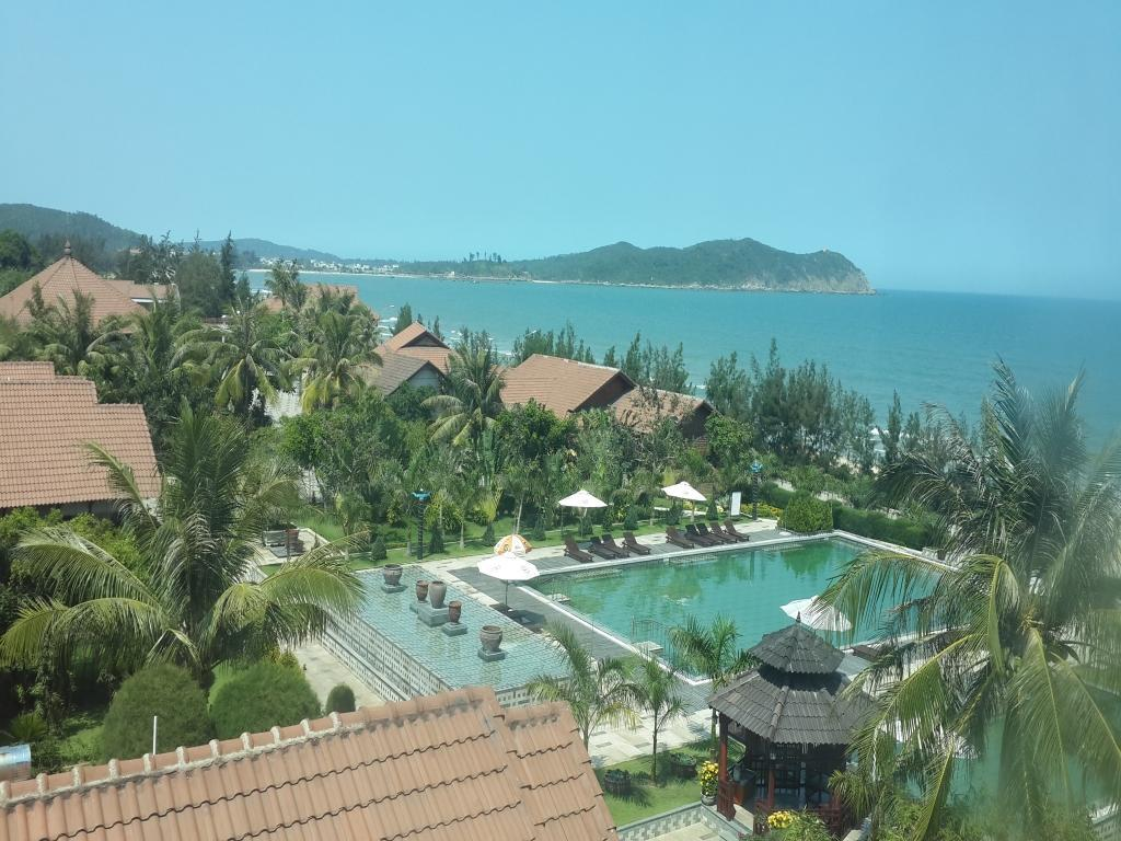 Sa Huynh Resort Quang Ngai - Hotell och Boende i Vietnam , Quang Ngai