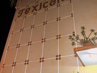 Texicano Hotel Laoag - Hotellet från utsidan