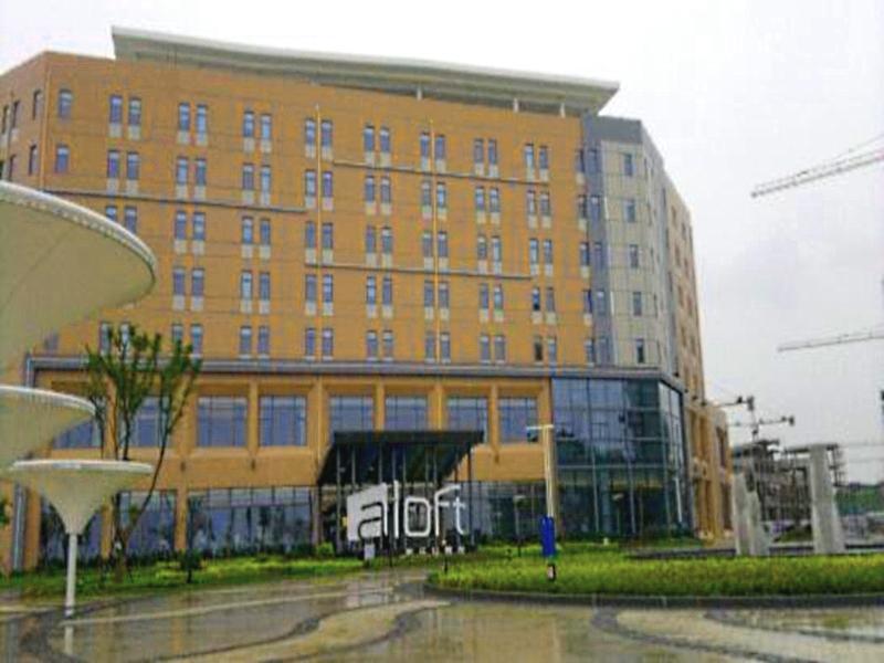 Aloft Haiyang Hotel - Yantai