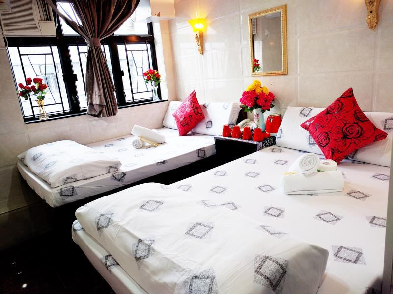香港經濟型青年旅館
