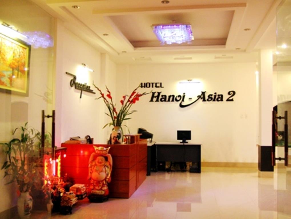 Hotell Hanoi Asia 2 Hotel