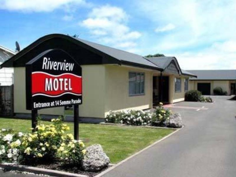 Riverview Motel - Hotels and Accommodation in New Zealand, Pacific Ocean And Australia
