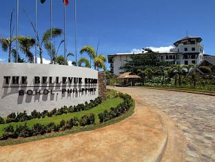 Philippines Hotel Accommodation Cheap | The Bellevue Resort Bohol - Entrance