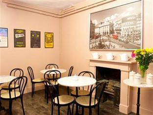Curzon House Hotel London - Breakfast Room