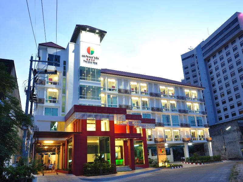 The Color Hotel Hat Yai Market Area Thailand Great Ed Rates