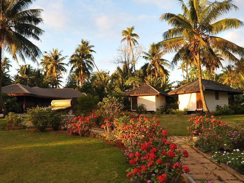 Pension Ueue Rimatara Austral Islands