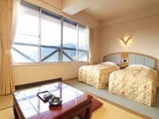 Hakone Kowakien Yunessun Inn Spa Resort Hakone - Japanese Western Room