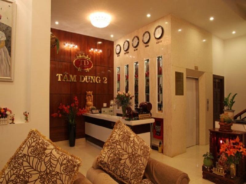 Tam Dung 2 Hotel - Hotell och Boende i Vietnam , Dalat