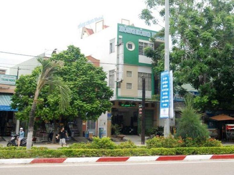 Hong Kong Hotel Quy Nhon - Hotell och Boende i Vietnam , Quy Nhon (Binh Dinh)