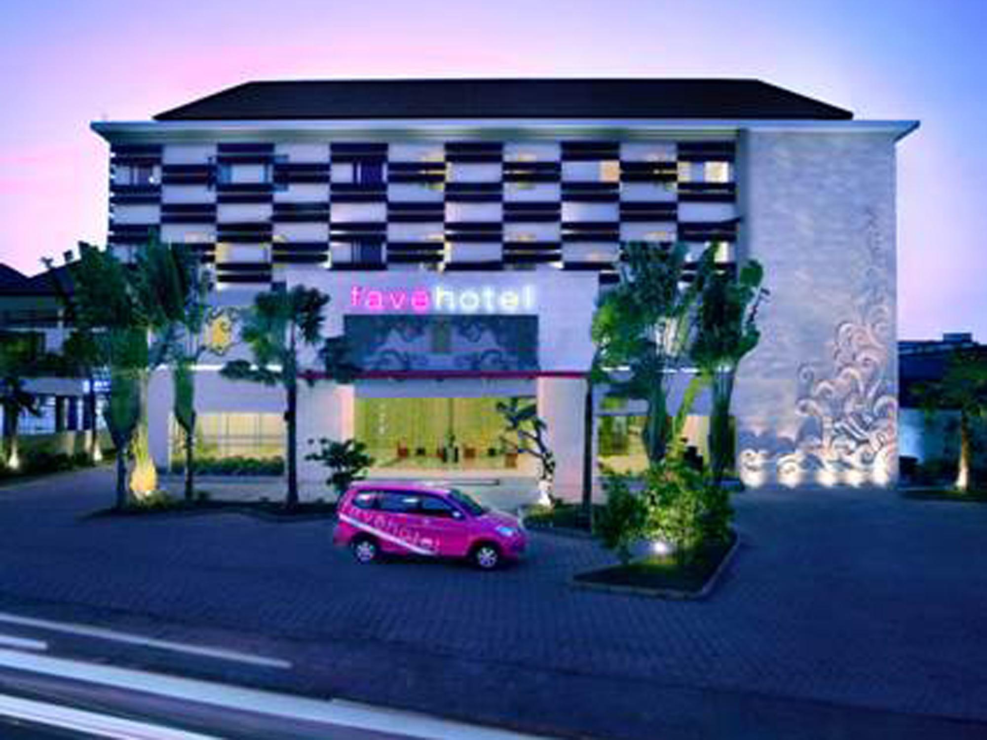favehotel Bypass Kuta Балі