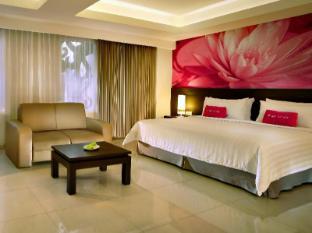 ファブホテル バイパス クタ バリ島 - 客室