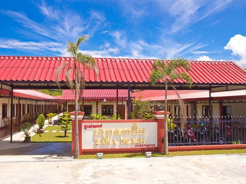 Zana Beach Guesthouse - Sihanoukville