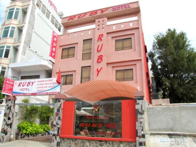 Ruby Hotel - Hotell och Boende i Vietnam , Vung Tau
