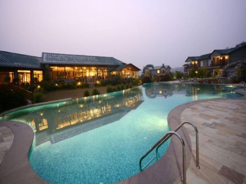 Aahana The Corbett Wilderness Resort - Corbett