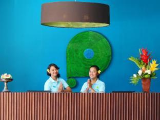 帕拉夏酒店 峇里 - 接待處