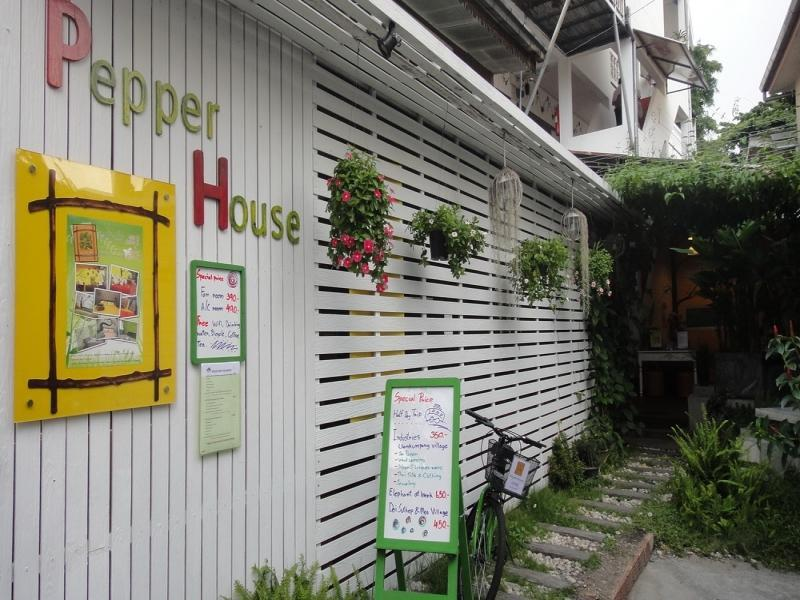 Pepper house old city chiang mai thailand great for Classic house chiang mai