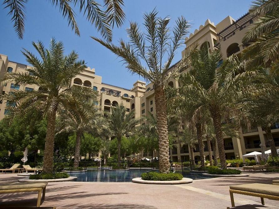 Beach Residence, Palm Jumeirah - Hotels and Accommodation in United Arab Emirates, Middle East