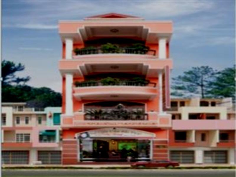 Tram Huong  Dalat Hotel - Hotell och Boende i Vietnam , Dalat