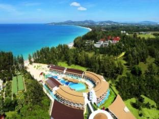 The Dalar Resort Bangtao Beach Phuket - Bird eye view