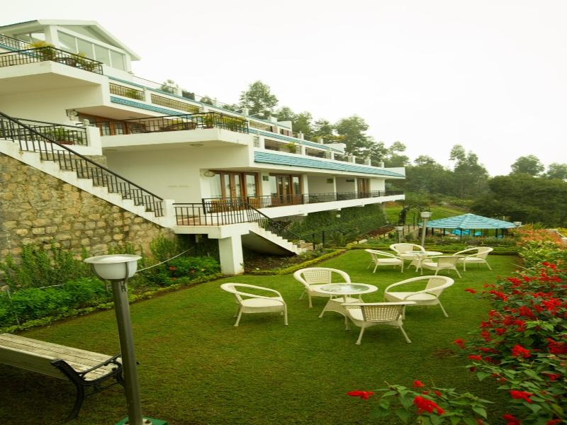 Mount  n  Mist Hotel - Hotel and accommodation in India in Ooty