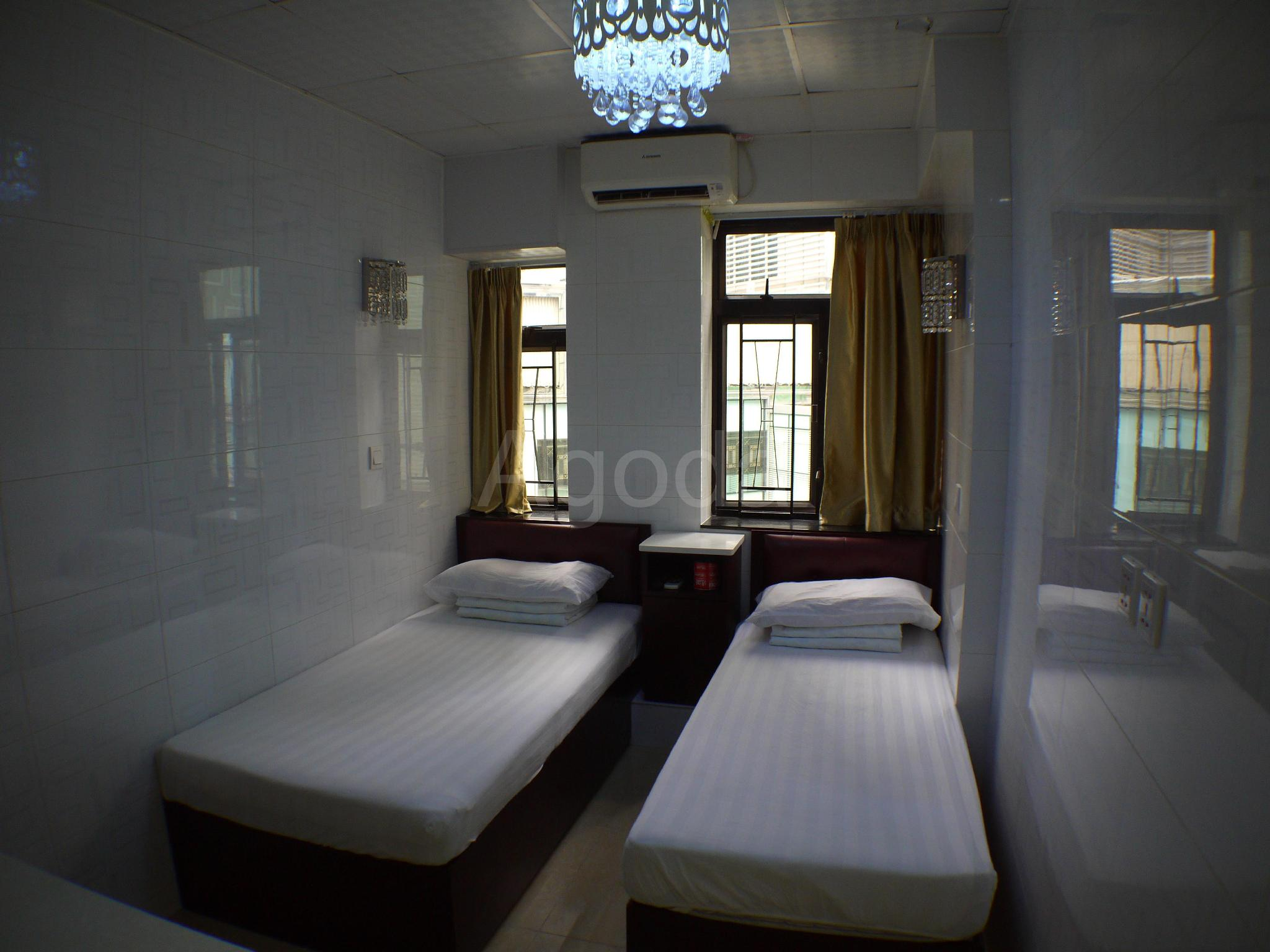 Capital Guest House Hong Kong - Gästezimmer
